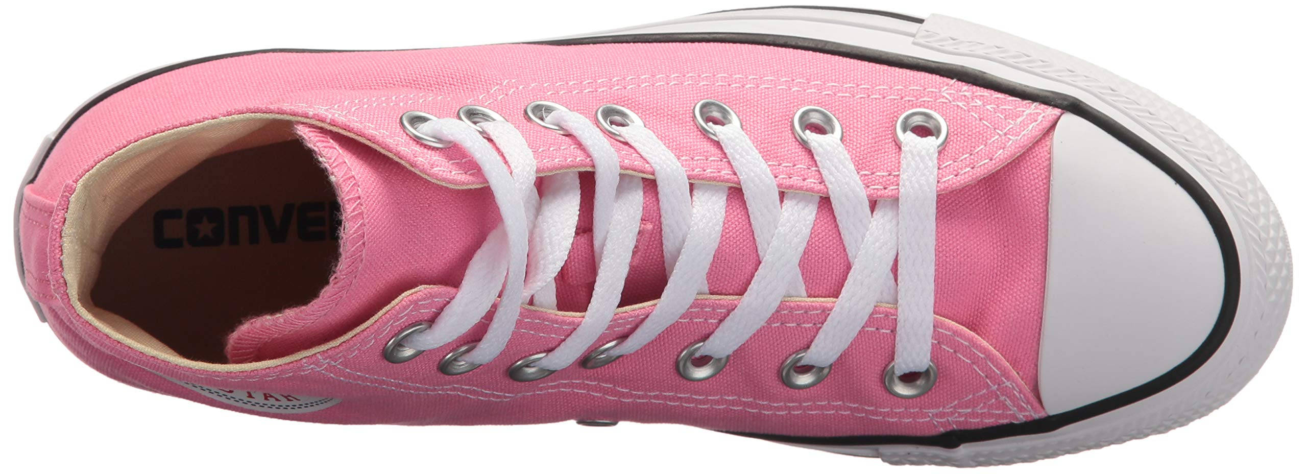 Chuck Taylor All Star Canvas High Top, Pink, 4 M US by Converse (Image #9)