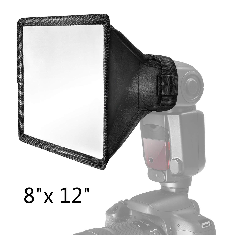 Flash Diffuser Light Softbox, Beaspire 8\