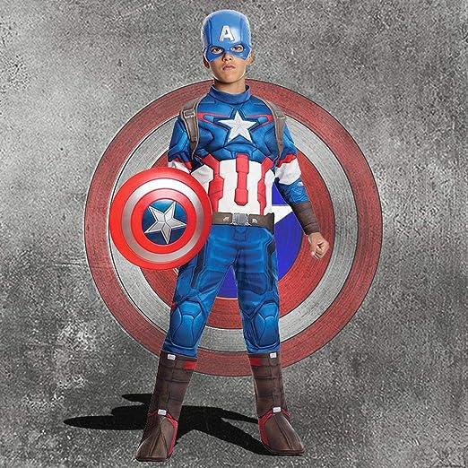 Cosplay Capitán América Traje Adulto Medias Siamesas Ropa Navidad ...
