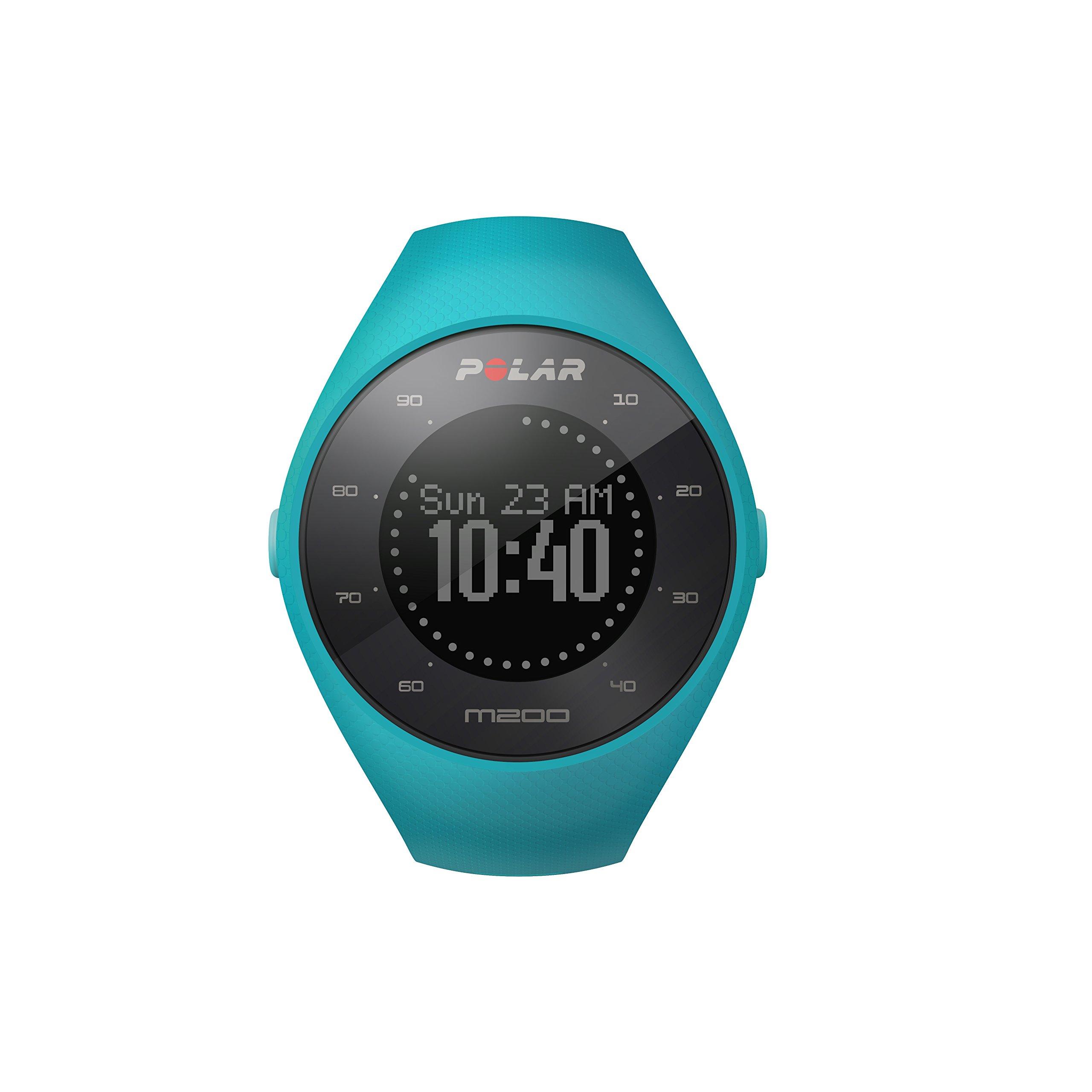 Polar M200 GPS Running Watch Blue by Polar