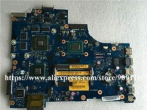 Lysee Laptop Motherboard - VAW11 LA-9102P CN-0C2GJ2 0C2GJ2 C2GJ2 For DELL Inspiron 17R-5721 3721 5721 laptop motherboard SR0XL I5-3337U HM76 DDR3 mainboard
