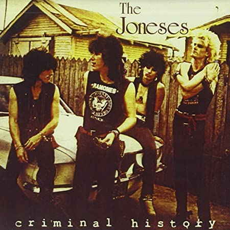 Image result for the joneses criminal history