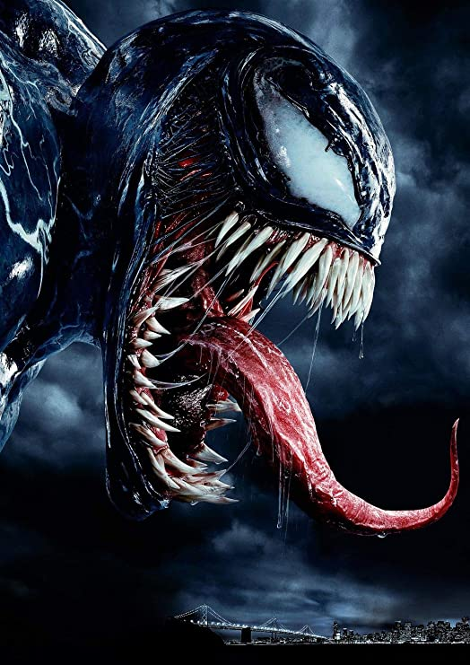 Lionbeen Venom Movie Poster Cartel de la Pelicula 70 X 45 cm