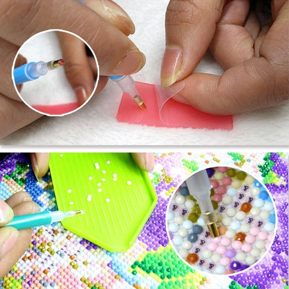 super vaule 5D Diamant Full Malerei Blume Sonniger Löwenzahn DIY Stickerei Painting Kreuz Stich Diamond Dekoration