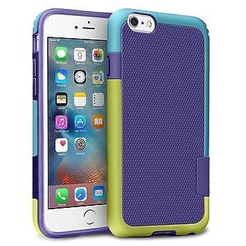 HanLuckyStars Funda iPhone 6s Plus TPU Funda Carcasa para iPhone 6/6s Plus, iPhone 6 Plus Funda con [Ultra ...