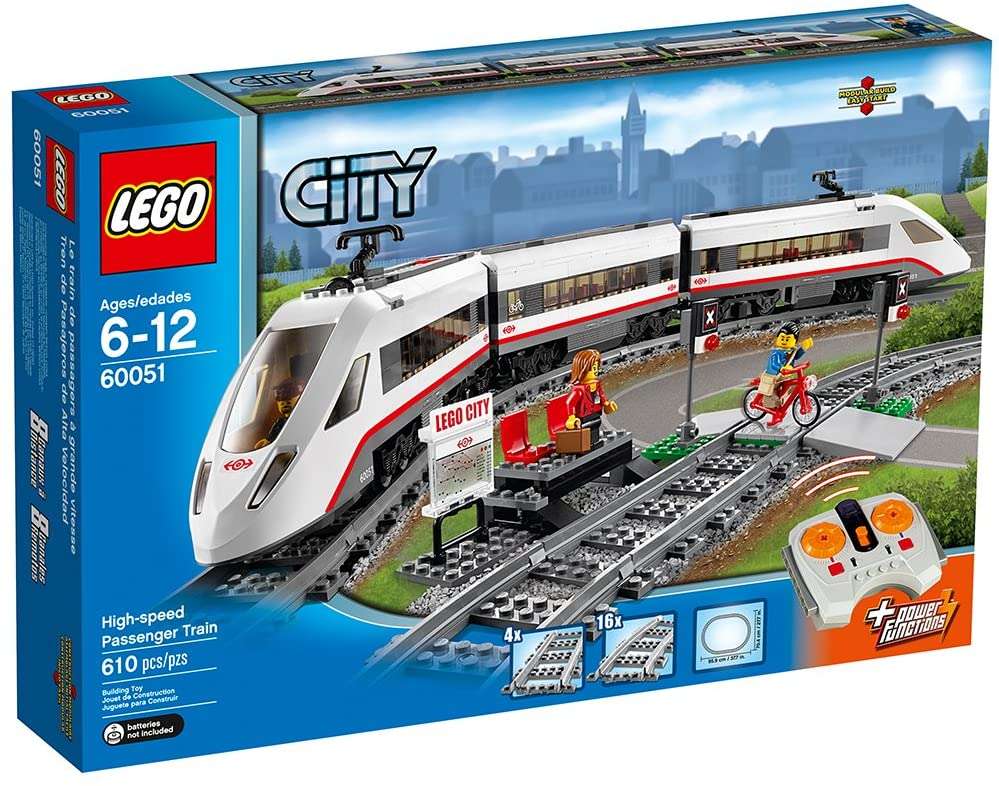 Top 9 Best LEGO Train Sets Reviews in 2020 2