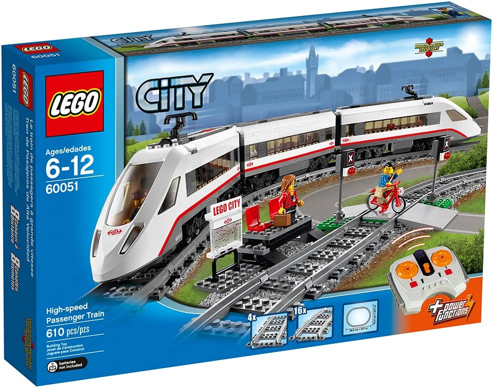 9 Best LEGO Train Sets Reviews in 2021 Parents Can Buy 11