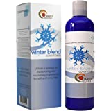 Winter Blend Essential Formula. Natural Scalp & Hair Conditioner - 5 Essential Deep Cooling Mints Invigorating Hair & Scalp. Hypoallergenic Color Safe Formula Sulfate Free With Aromatherapy Benefits