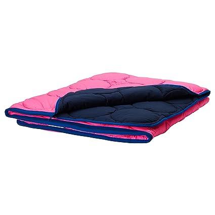 IKEA PS 2017 - Saco de dormir azul Rosa / oscuridad