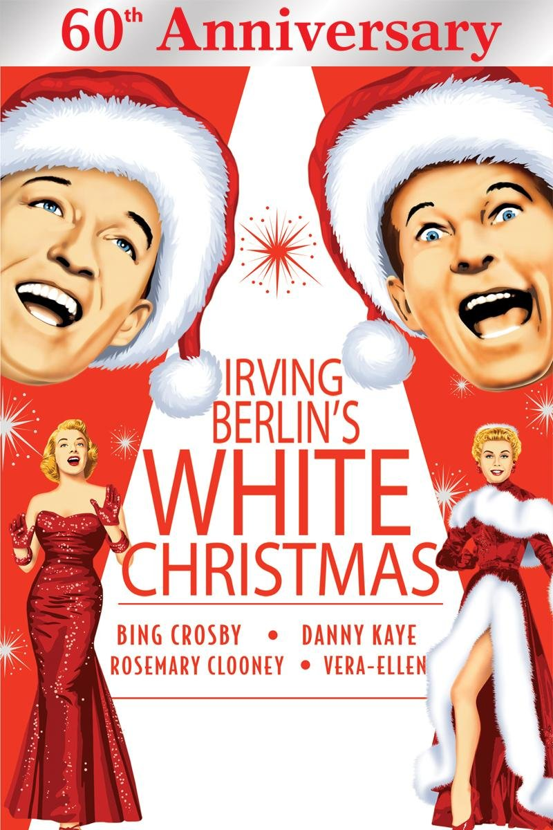 Amazon.com: White Christmas: Bing Crosby, Danny Kaye, Not Specified ...