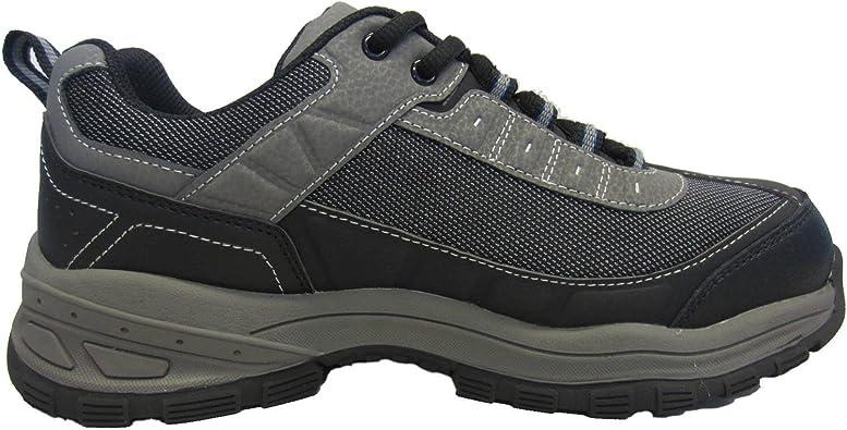 Brahma Seth Men's Work Steel Toe Shoes