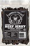 "Buffalo Bills 12.5oz Premium Hickory Beef Jerky 7"" Strips (25 hickory smoked jerky strips per bag)"