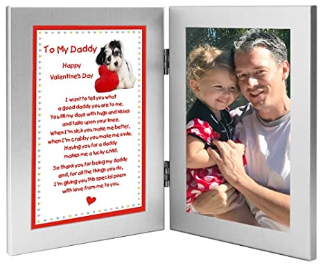 daddy valentines day gift from son or daughter add photo to the special valentines day
