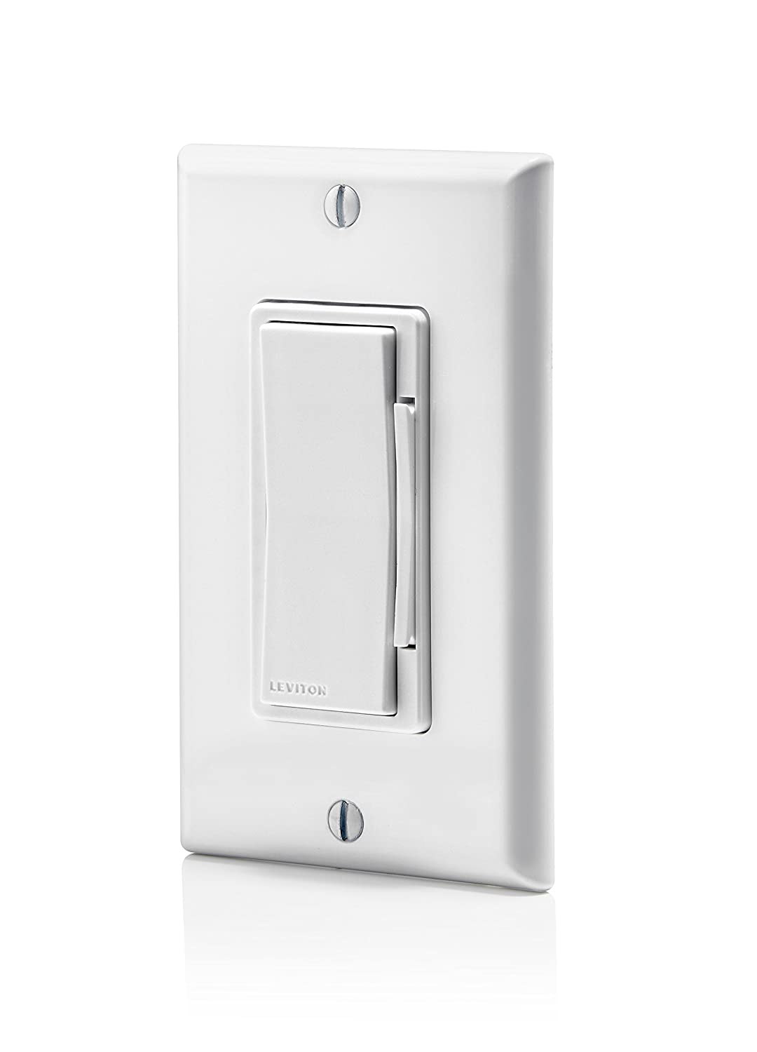 Leviton DD710-BLZ Decora Digital 0-10V Dimmer and Timer with Bluetooth Technology White//Ivory//Light Almond