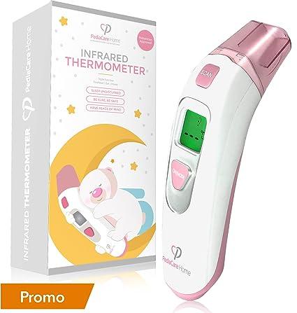 Termómetro de Oído y de Frente para Bebés (Dos-en-Uno) 479f6317a362