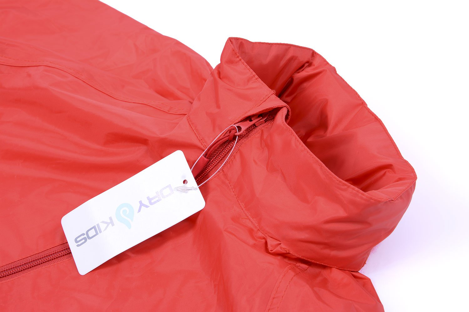 Jacket and Trouser Set 2 Yrs Bright Red DRY KIDS