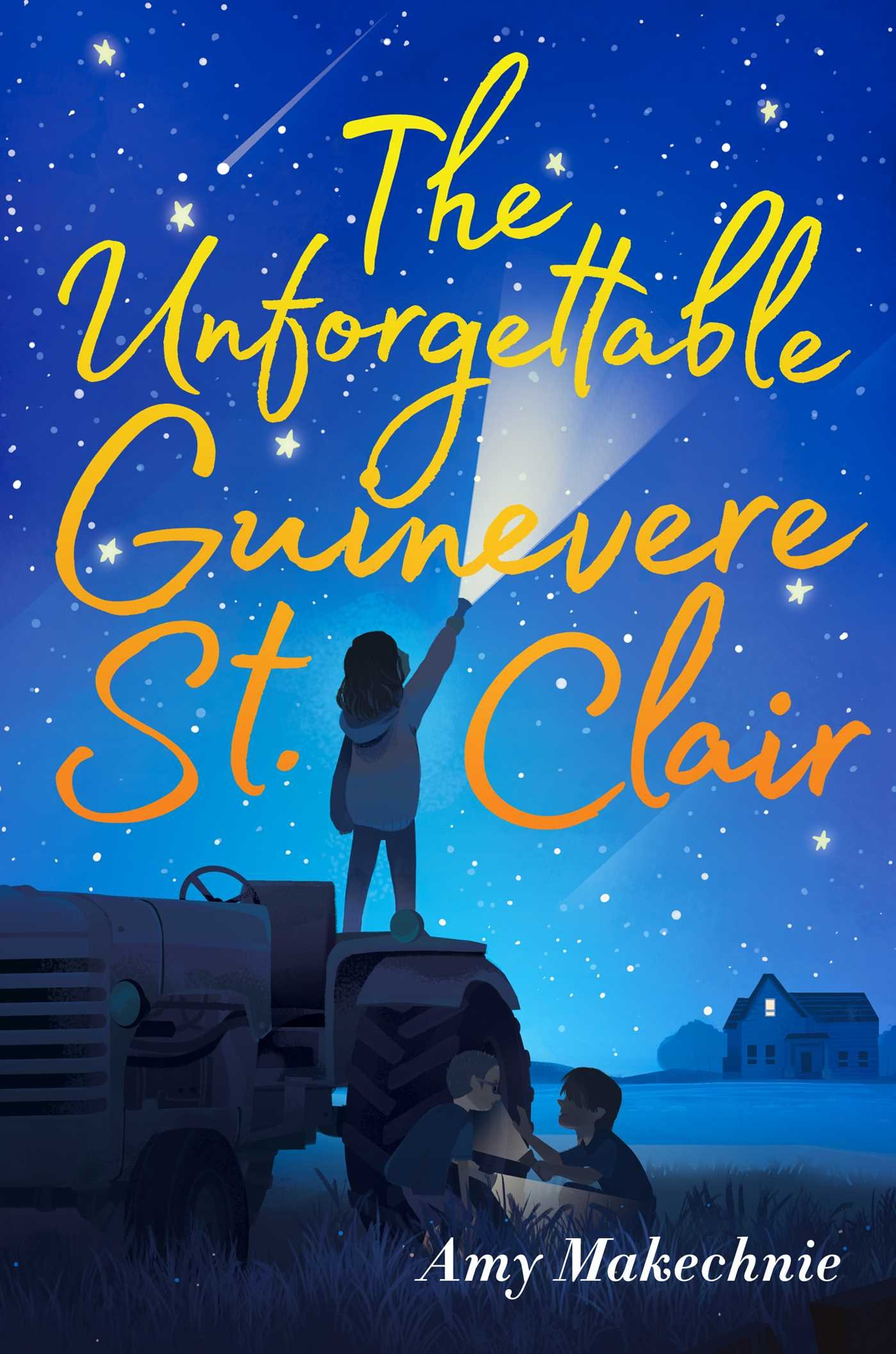 Image result for the unforgettable guinevere st. clair