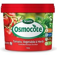 Scotts Osmocote Tomato, Vegetable and Herb Plant Food Slow Release Feriliser 700g, Yellow