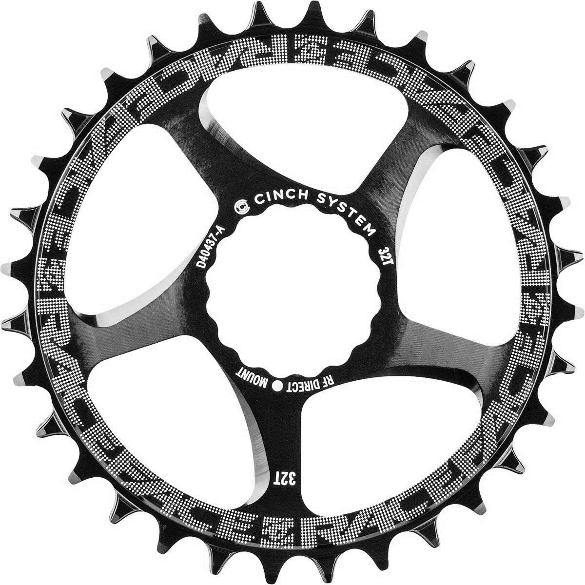 Race Face rnwdm32blk Unisex Placa de pedal negro
