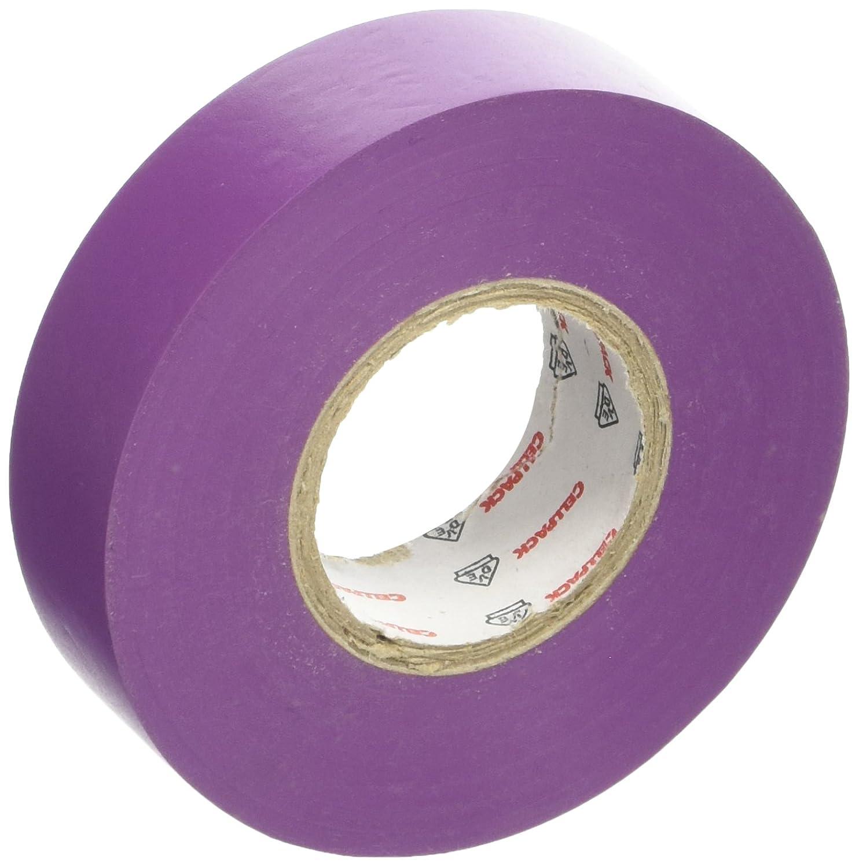 Cellpack 145803 128 0,15 – 19 – 25 - Cinta aislante de PVC, color morado: Amazon.es: Industria, empresas y ciencia