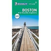 Guide Vert Boston et la Nouvelle Angleterre Michelin