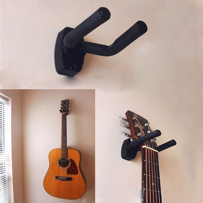 Oukeyda - Soporte de pared para guitarra, soporte para colgar en ...