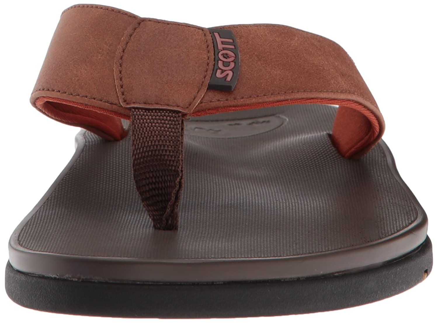 0fd2b4526514a Scott Hawaii Men s Hikino Flip-Flop  Amazon.co.uk  Shoes   Bags