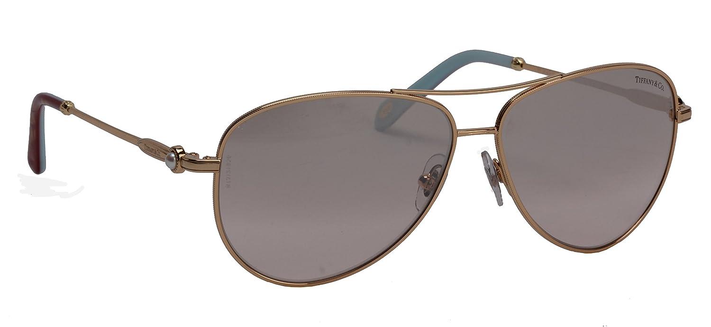Gafas de Sol Tiffany & Co. TF3043H GOLD: Amazon.es: Ropa y ...