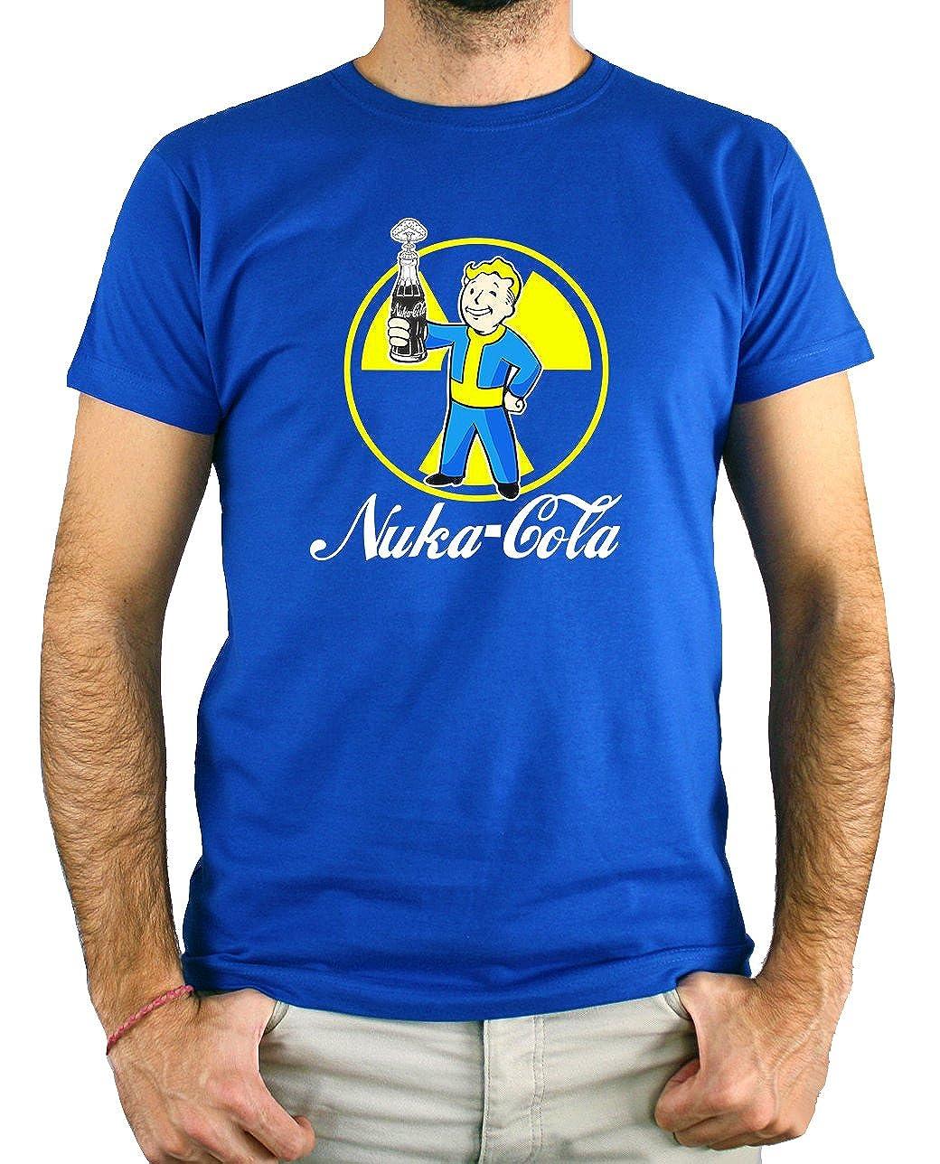 Blu itAbbigliamento Nuka Maglietta Cola Royal MAmazon tdCshrQ
