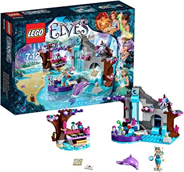 Lego Elves STICKER from Naida/'s Spa Secret set 41072 New