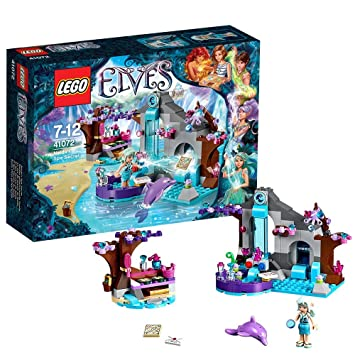 Højmoderne Amazon.com: Lego Elves 41072 Naidas geheimnisvolle Quelle: Toys AX-84