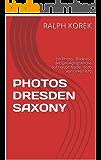 PHOTOS DRESDEN SAXONY: Ein Photo - Blick von der Dreikönigskirche auf Hauptstraße - Foto von cirka 1870