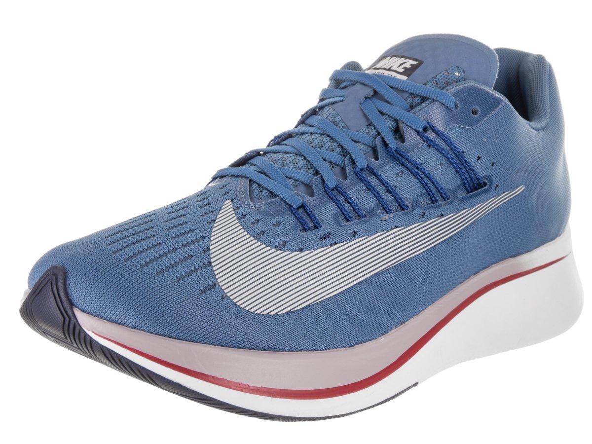 334babc32cc62 Nike Zoom Fly Men s Running Shoe 880848-402 Aegean Storm Nebula Thunder Blue  Summit White  Amazon.com.au  Fashion