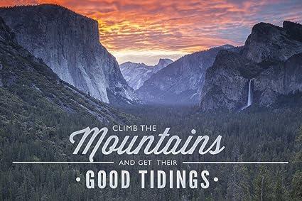 Amazoncom Yosemite National Park California Climb The
