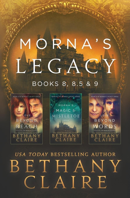 Download Morna's Legacy: Books 8, 8.5 & 9: Scottish Time Travel Romances (Morna's Legacy Collections) (Volume 4) PDF