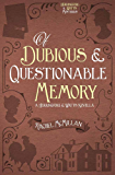 Of Dubious and Questionable Memory (Herringford and Watts Mysteries)
