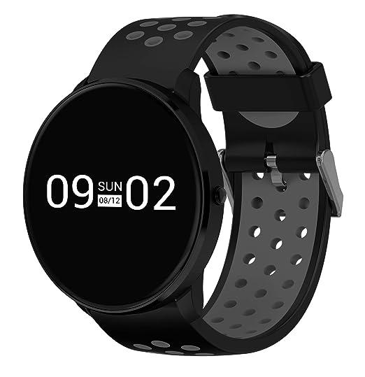 Billow Technology Smart Watch Armbanduhr XS20BG: Amazon.es ...