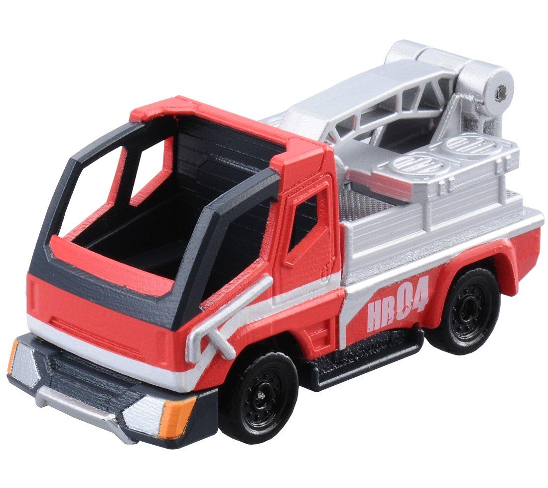 TAKARA TOMY Tomica Hyper Rescue HR04 Light Car (0/48) Diecast Toy Car