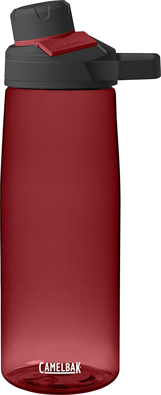 CamelBak Chute Mag Water Bottle - BPA-Free Water Bottle - Magnetic Handle - Ergonomic Spout - Wide Mouth Opening - Water Bottle - Easy to Carry Handle - 0.4 to 1.5 Liters