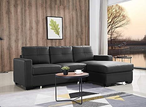 Magnificent Amazon Com Funrelax Sectional Corner Sofas Furniture Sofa Squirreltailoven Fun Painted Chair Ideas Images Squirreltailovenorg