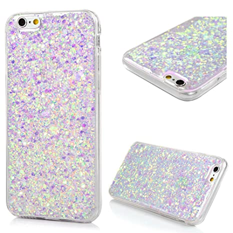 custodia iphone 6 con brillantini