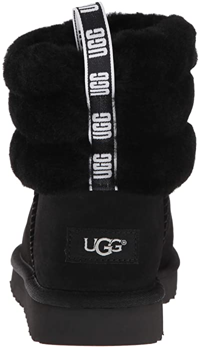 58e020dd31a UGG Women's W Fluff Mini Quilted Fashion Boot