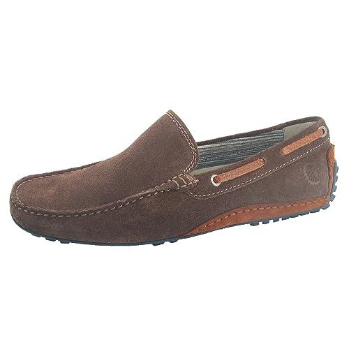Sioux Cabir - Mocasines, color Marrón, talla 39: Amazon.es: Zapatos y complementos