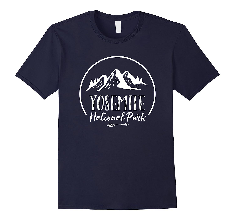Yosemite National Park Vintage Shirt-ANZ