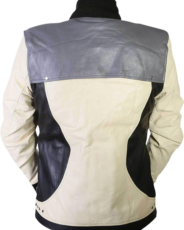 Mens Buellers Designer Broderick Biker Day Off Genuine Leather Jacket