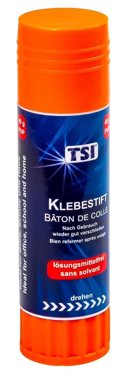 TSI 43411PVP Glue Stick 40g