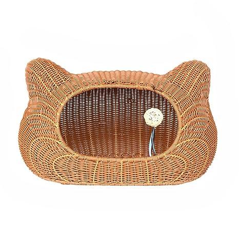 Casa para Mascotas Cama para Mascotas Casa para nidos de Gatos Jaula para Gatos Perrera para