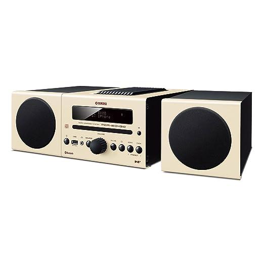65 opinioni per Yamaha Micro B043 DAB Sistema Micro Hi-Fi, Beige