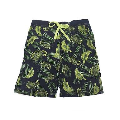 f241e5142b15f Tom Franks - Short de bain - Garçon - vert -: Amazon.fr: Vêtements ...