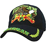 Vietnam Veteran Eagle Low Profile Cap
